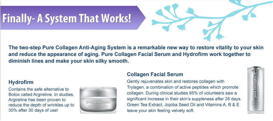 pure collagen serum reviews