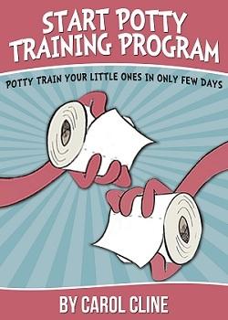 Start potty training program cover