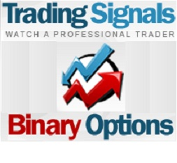 Live binary option trade