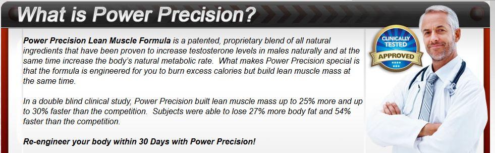 power-precision