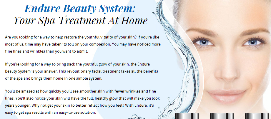 Endure_Beauty_System_Review