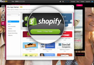 Shopify-in-the-Wix-App-Market