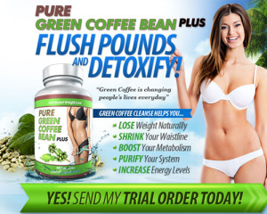Pure green coffee bean plus reviews