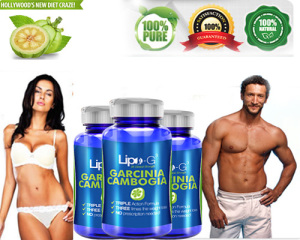 LipoG3 Garcinia Cambogia