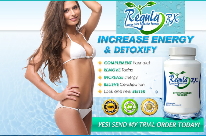 Regula RX Intensive Colon Cleanse