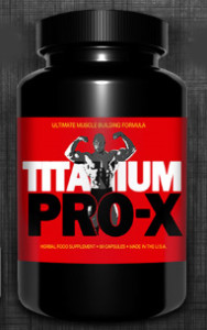 Titanium pro x supplement