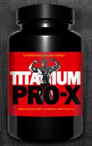 Titanium pro x supplement