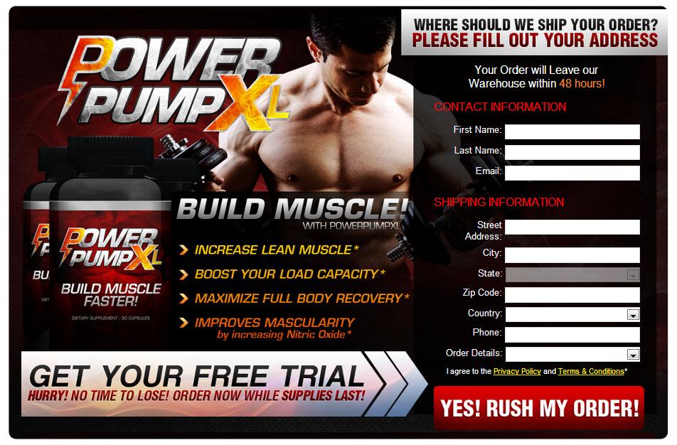 power pump xl trail