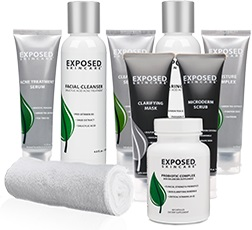 Exposed-Skin-Care-Ultimate-9-Piece-Kit