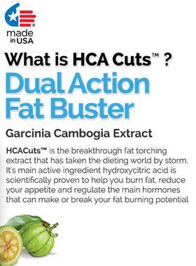 HCA Cuts Garcinia Cambogia
