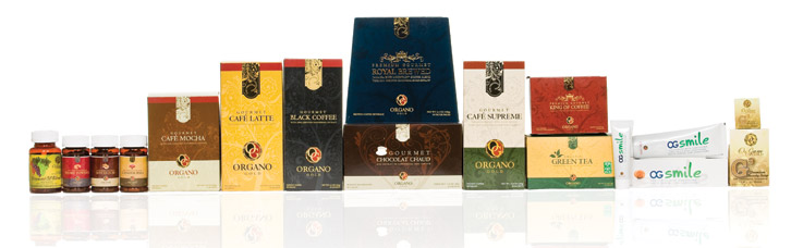 Organo Gold Compensation Plan