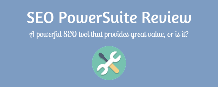 Rank Tracker SEO Powersuite Reviews