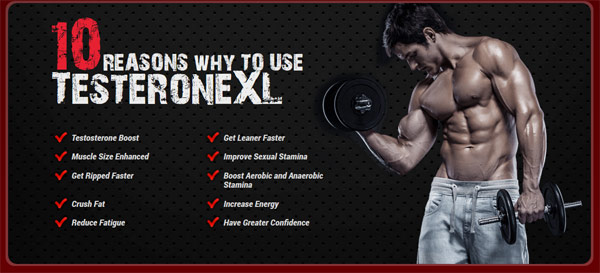 Testosterone XL Side Effects