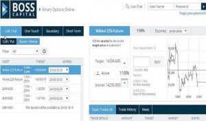 Boss binary options review