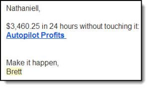 Autopilot Profits Reviews