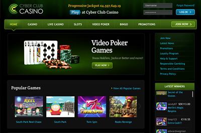 Cyber Club Casino reviews