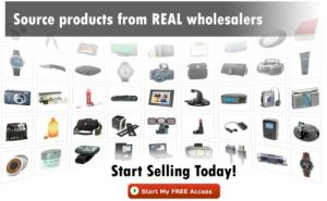 wholesale and dropship