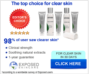 Exposed Skin Care UK