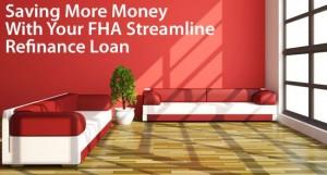 FHA Refinance Loan