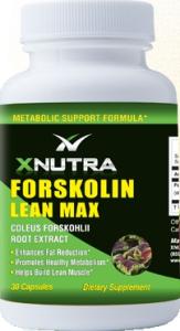 Xnutra Forskolin Lean MAX Reviews