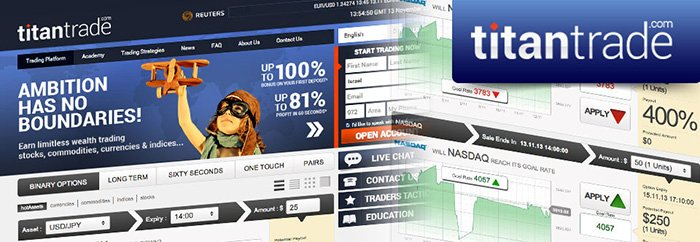 Titan trade binary options review