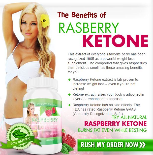 Raspberry Ketones Pros