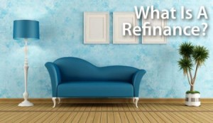 What is FHA Refinance