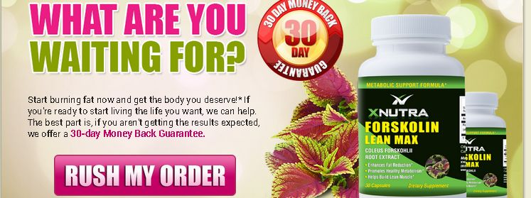 Xnutra Forskolin Lean MAX Review