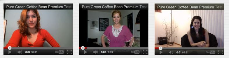 Pure Green Coffee Bean Premium
