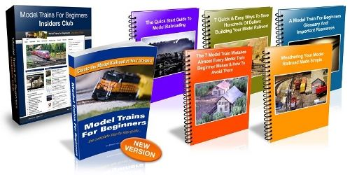 Model Trains For Beginners Reviews