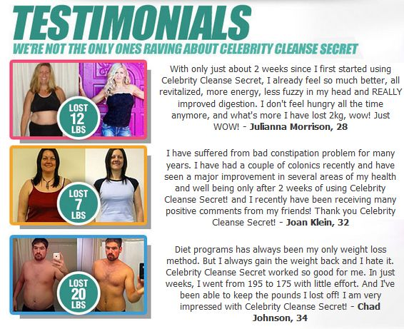 Celebrity Cleanse Secret Review