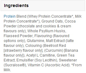myprotein-impact-diet-whey-ingredients