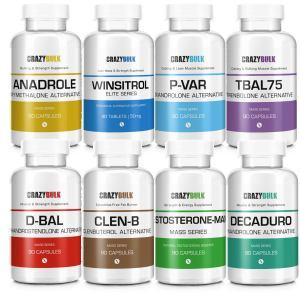 Crazybulk Review - Best Legal Steroid to Cut Weight - IXIVIXIIXIVIXI