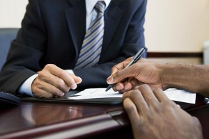 What is an installment loan contract?