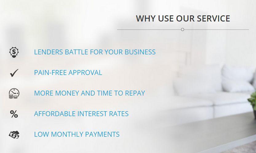 3 year loans Pros