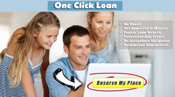 One Click Loan Cons