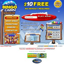 Is Bingo Cabin Legit