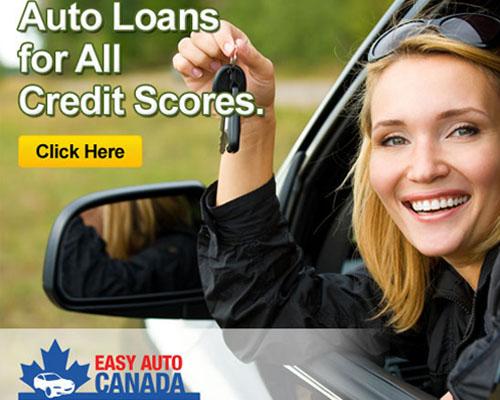 easy auto loan canada