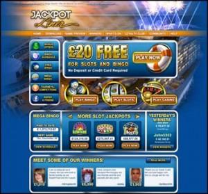 Jackpot liner Cons