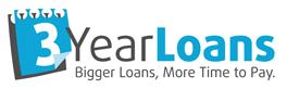 3 years loan