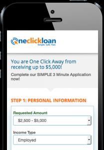 Is One Click Loan legit?
