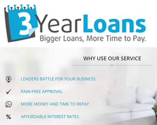 3 Year Loans >> 3 Year Loans Reviews Get A Long Term Loan Ixivixiixivixi
