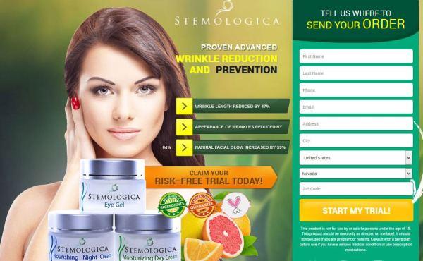 Stemologica Wrinkle Cream