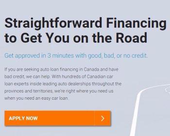 Canada Auto Loan Pros