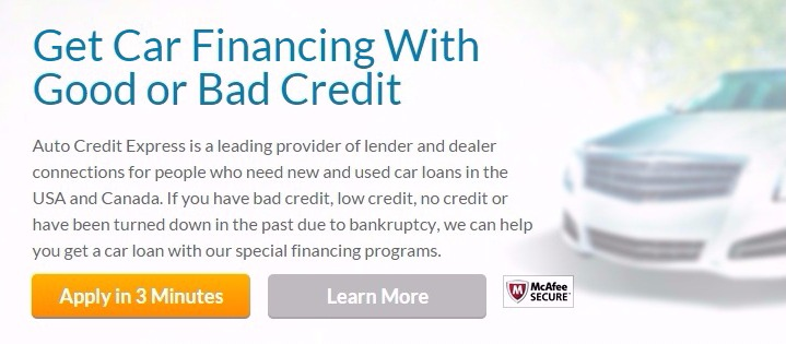 Auto Credit Express Cons