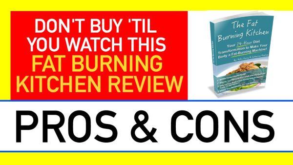 Fat Burning Kitchen Pros: