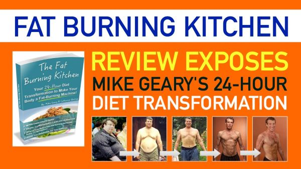 Fat Burning Kitchen Cons: