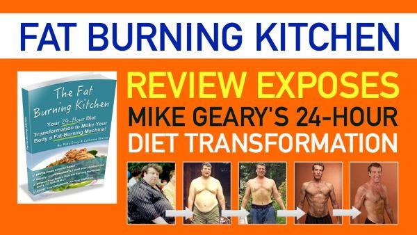 Fat Burning Kitchen Cons:
