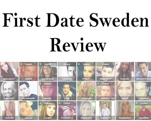 Swedish dating site in english