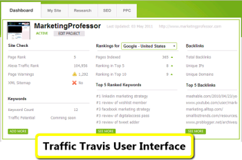 What is Traffic Travis?
